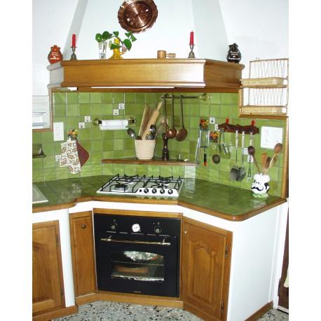Cucina in muratura giorgis - Cucine in muratura stile provenzale ...